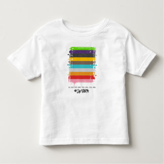 Safe With Me Flag Toddler Jersey T-Shirt