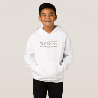 Safe With Me Tree Boy's Hoodie