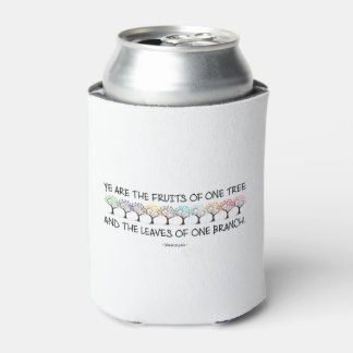 Safe With Me Tree Can Cooler