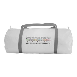 Safe With Me Tree Duffel Bag