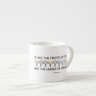 Safe With Me Tree Espresso Mug