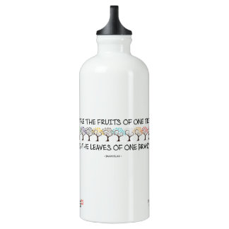Safe With Me Tree Sigg Water Bottle