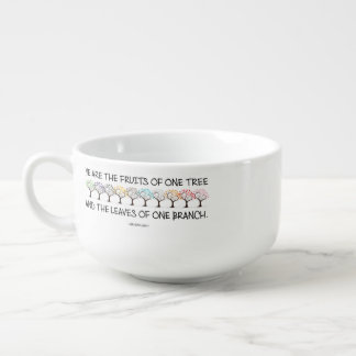 Safe With Me Tree Soup Mug
