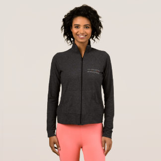 Safe With Me Tree Women's Practice Jacket