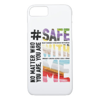 Safe With Me Watercolor iPhone & Samsung Case