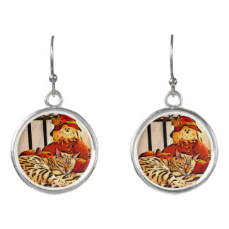 SAFELY GUARDED EARRINGS