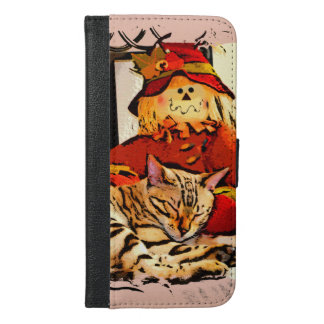 SAFELY GUARDED iPhone 6/6S PLUS WALLET CASE