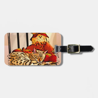 SAFELY GUARDED LUGGAGE TAG