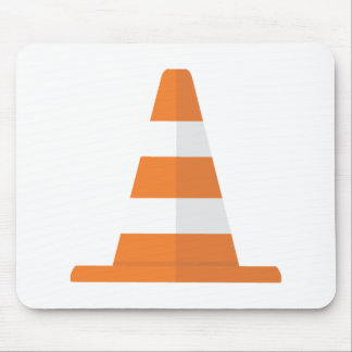Safety Cone Mouse Pad