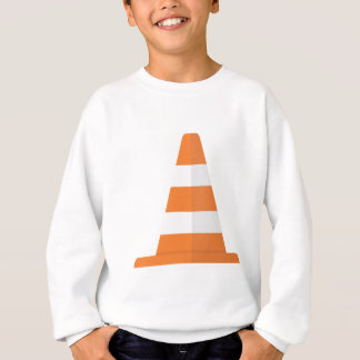 Safety Cone Sweatshirt
