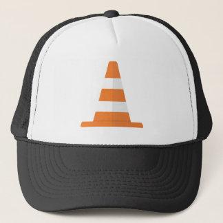 Safety Cone Trucker Hat