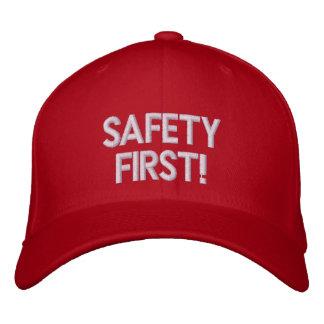SAFETY FIRST CAP
