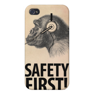 Safety First! Case For iPhone 4