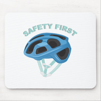 Safety First Mouse Pad