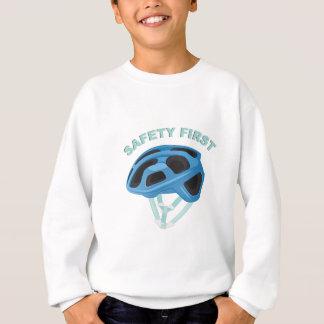 Safety First Sweatshirt