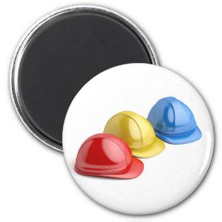 Safety helmets magnet
