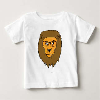 Safety Lion Baby T-Shirt