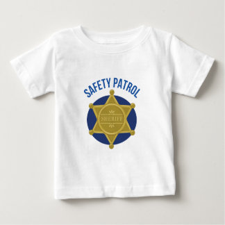 Safety Patrol Baby T-Shirt