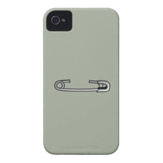 safety pin 1 iPhone 4 covers