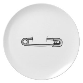 safety pin 1 plate