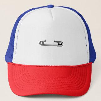 safety pin 1 trucker hat