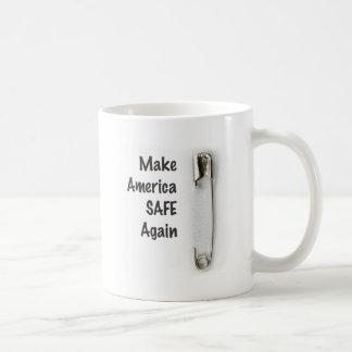 Safety Pin Coffee Mug