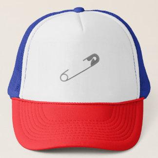 Safety Pin Trucker Hat