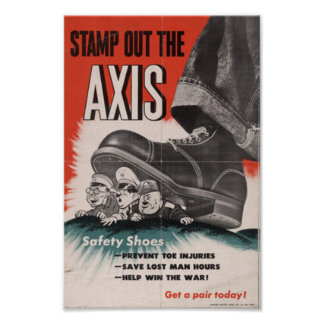 Safety Shoes Poster