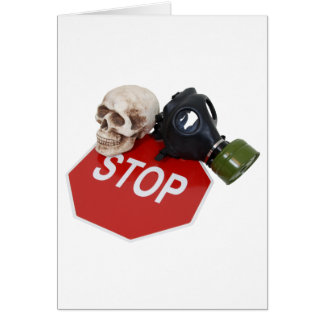 SafetyProtest052409 Greeting Card