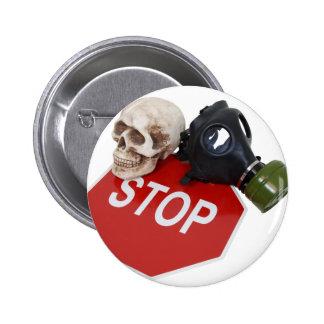SafetyProtest052409 Pinback Button