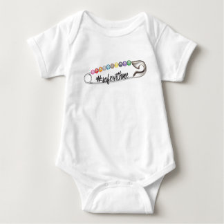 #SafeWithMe Baby Bodysuit