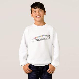 #SafeWithMe Boy's Sweatshirt