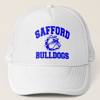 Safford Bulldogs Trucker Hat