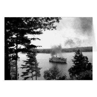 Sagamo on Lake Rosseau PhotoCard Card