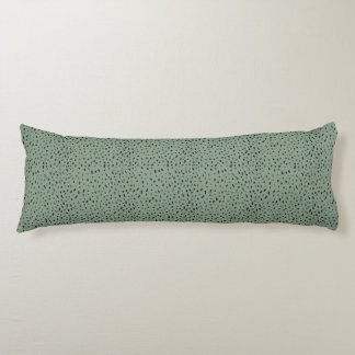 Sage and Pebbles Body Cushion