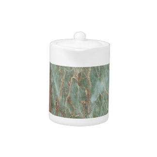 Sage and Rust Marble