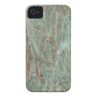 Sage and Rust Marble iPhone 4 Case