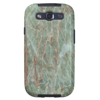 Sage and Rust Marble Samsung Galaxy S3 Cover