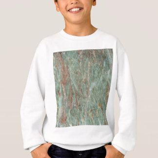 Sage and Rust Marble Sweatshirt