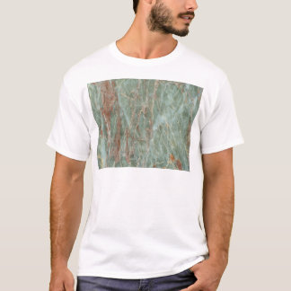 Sage and Rust Marble T-Shirt