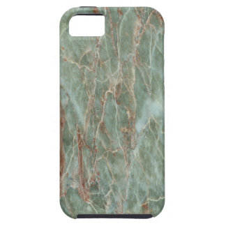 Sage and Rust Marble Tough iPhone 5 Case