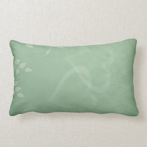 Sage Green Decorative Pillow : Sage Green Vintage Zazzle