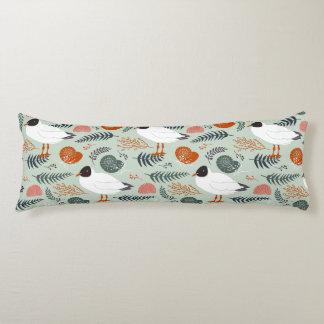 Sage Gull Body Cushion