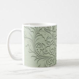 Sage HeartyChic Basic White Mug