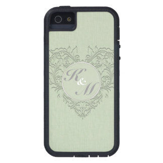 Sage HeartyChic Case For iPhone 5