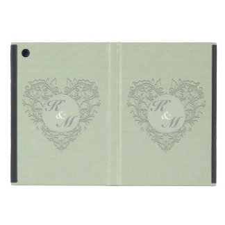 Sage HeartyChic Covers For iPad Mini