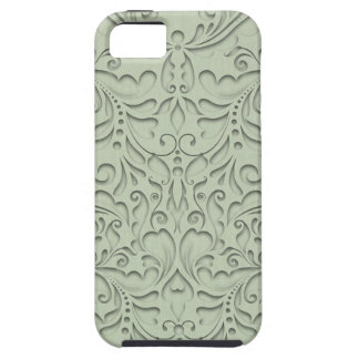 Sage HeartyChic iPhone 5 Cover