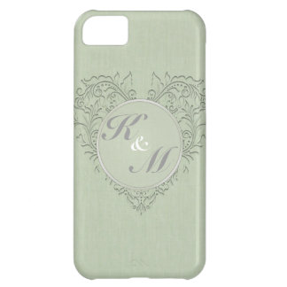 Sage HeartyChic iPhone 5C Case