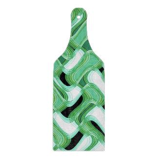 Sage & Ivory Decorative Glass Cutting Board