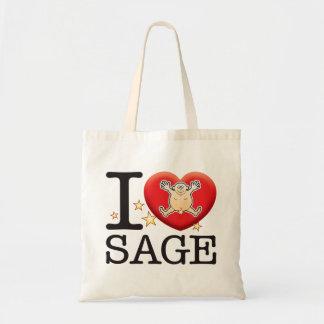 Sage Love Man